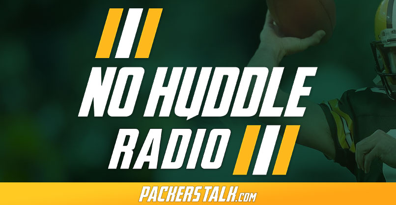 No Huddle Radio #52: Packers vs Lions Home Opener
