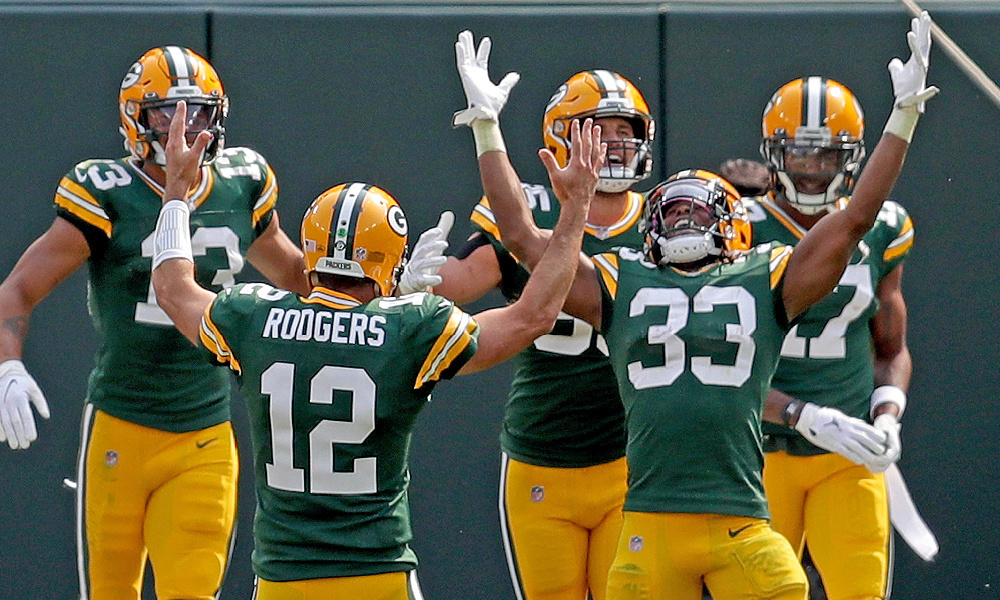 Packers' 10 best players entering 2020 season