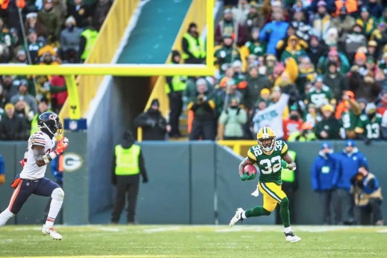 Packers RB Tyler Ervin has been impressive