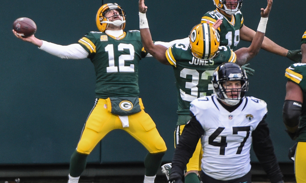 Packers vs Jaguars Game Recap