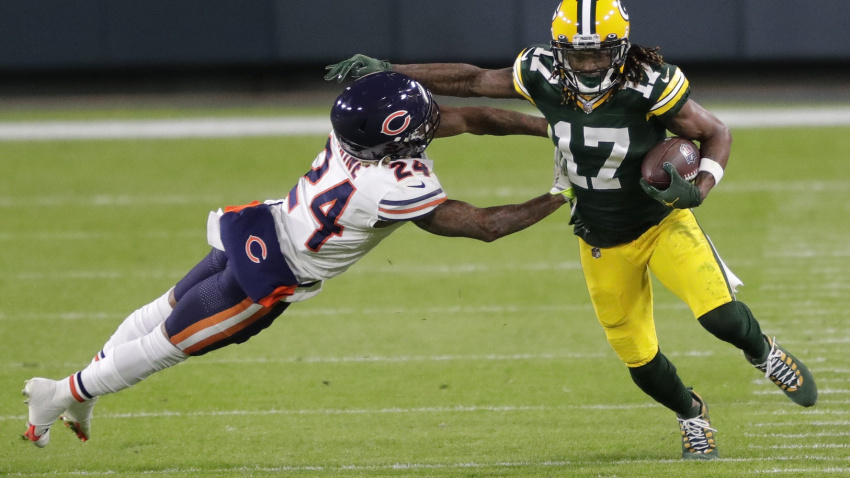 Packers vs Bears Game Recap