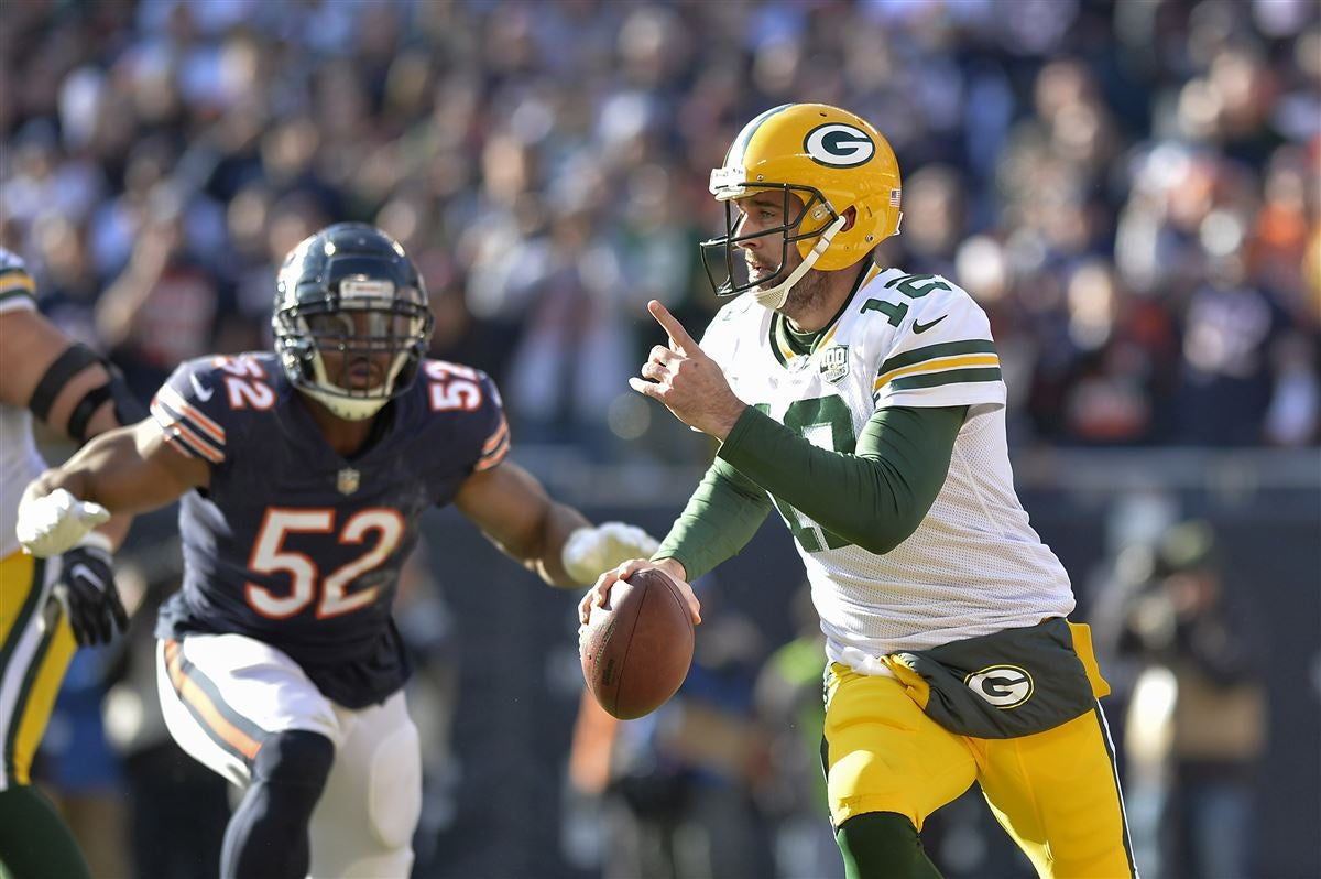 Week 12: Packers vs Bears Preview