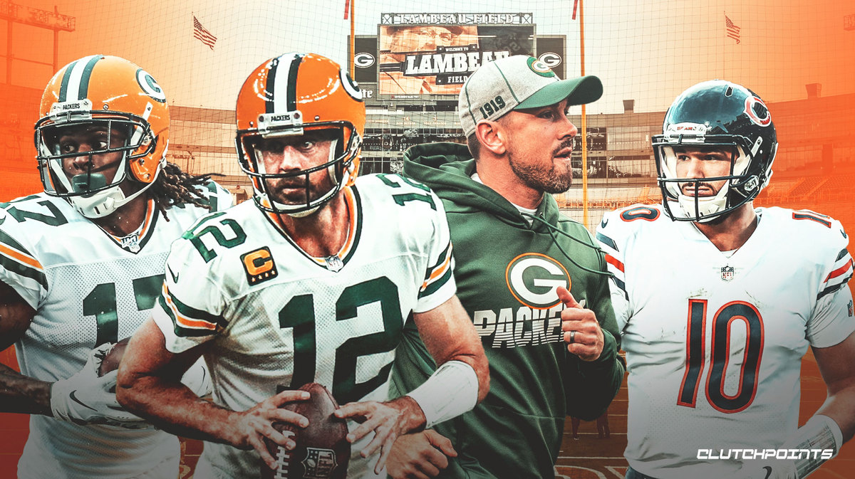 Sunday Night PrimeTime; NFC North Match Made in Heaven