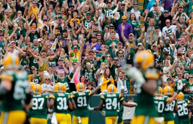 Green Bay Listed With 2nd Best Odds In NFL To Win Super Bowl 56