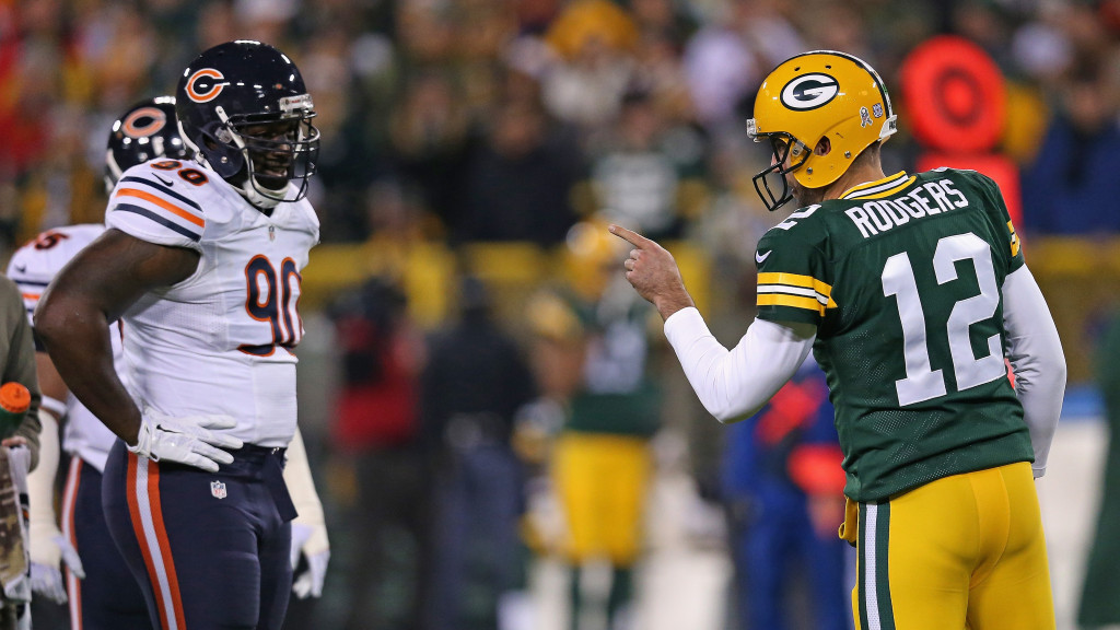 Bears vs Packers: Sunday Night Football