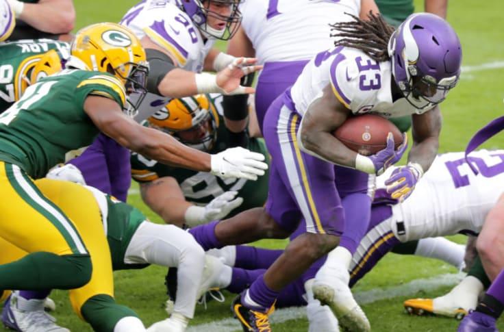 Packers' defense can't stop the run: déjà vu?