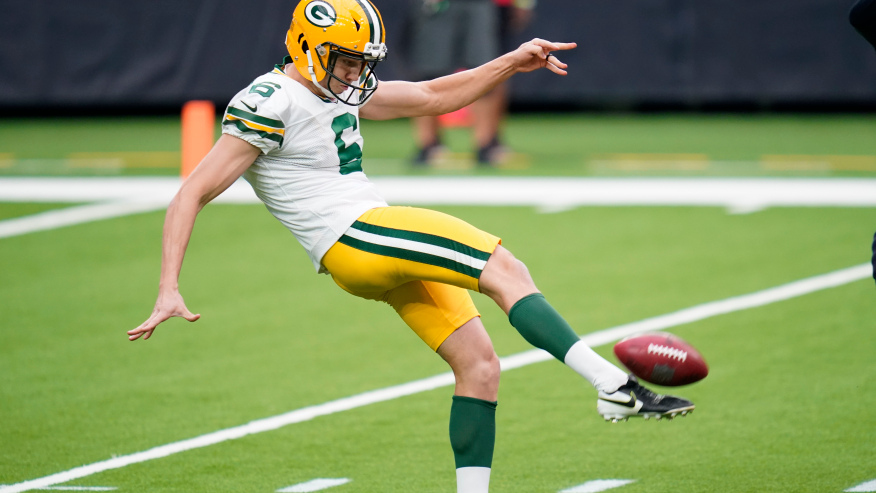 Packers' special teams are anything but special