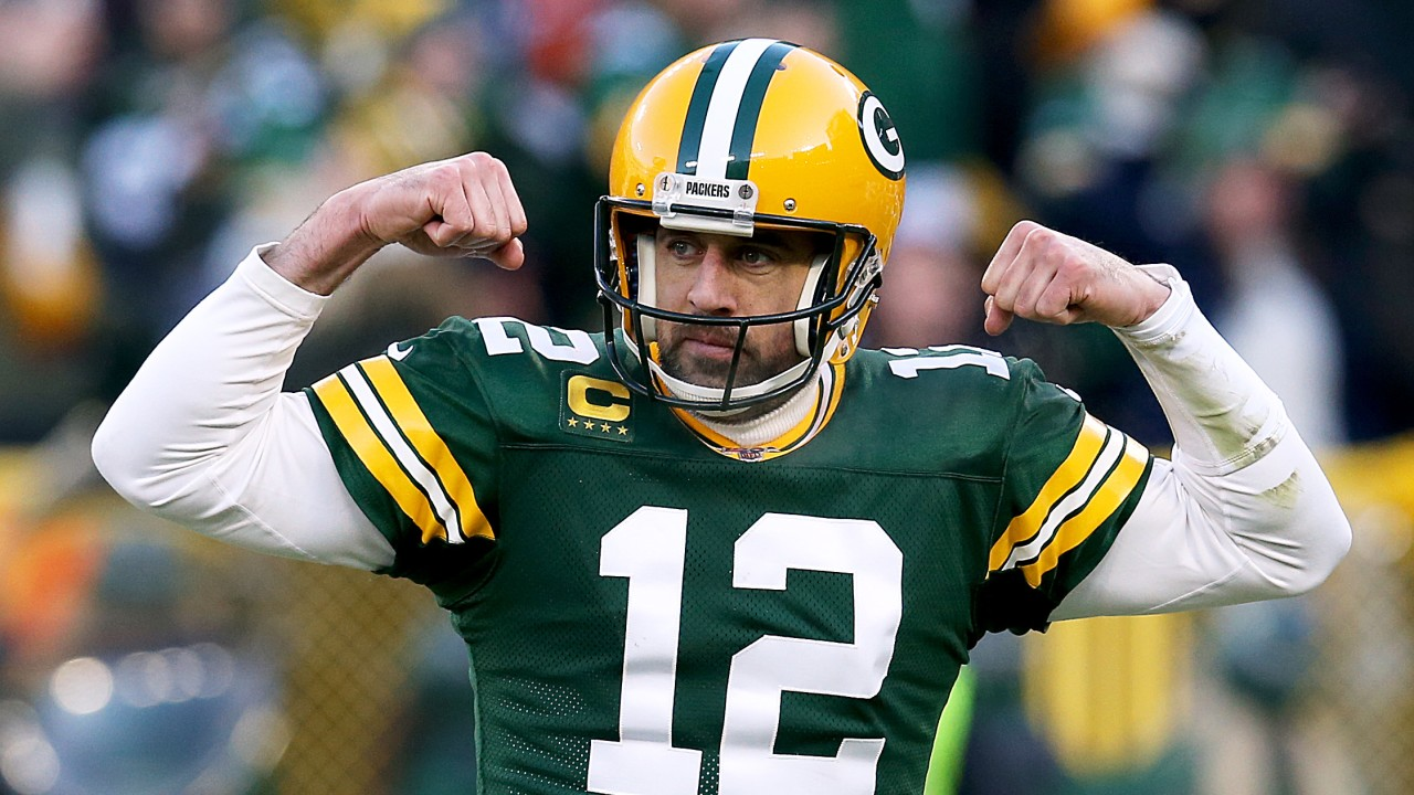 Aaron Rodgers — Return of the King