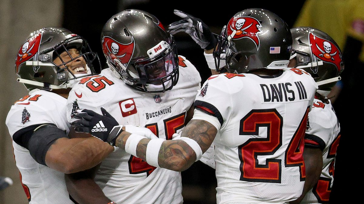 Championship Round Preview - Tampa Bay Buccaneers