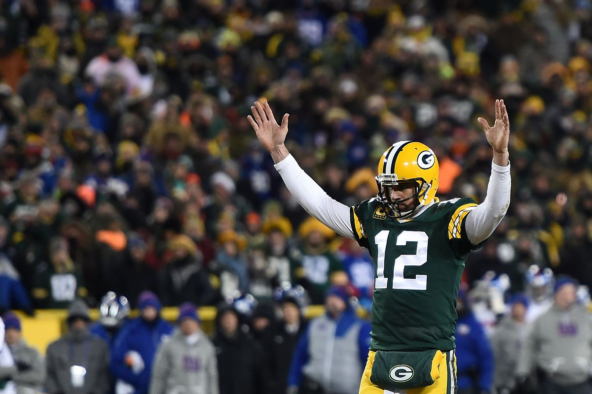 Aaron Rodgers future with Packers in 'Jeopardy?'