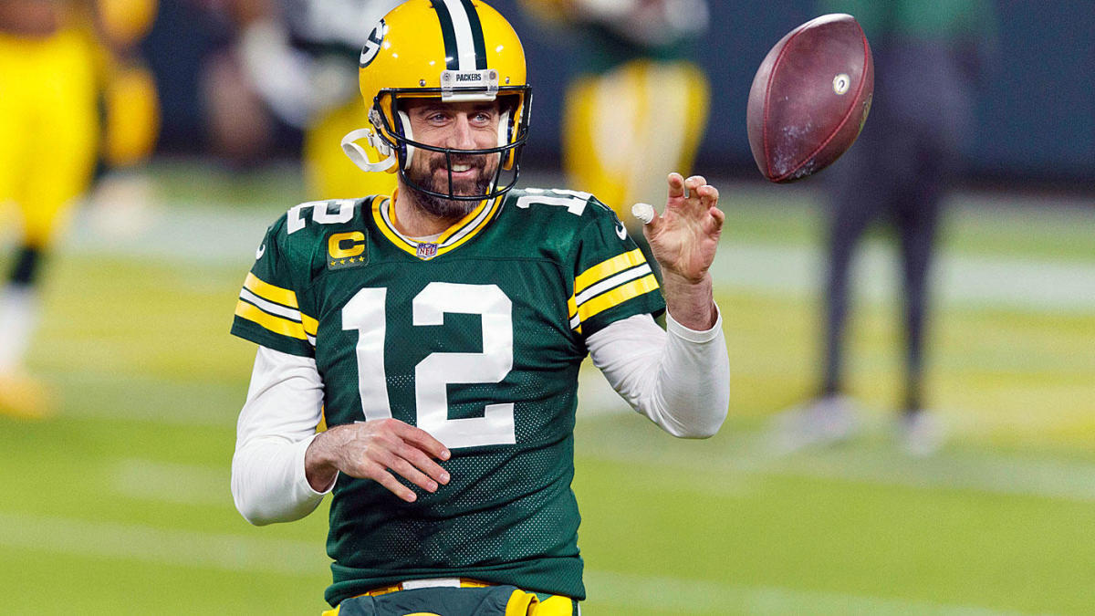 How long will Aaron Rodgers be the Green Bay Packers QB?