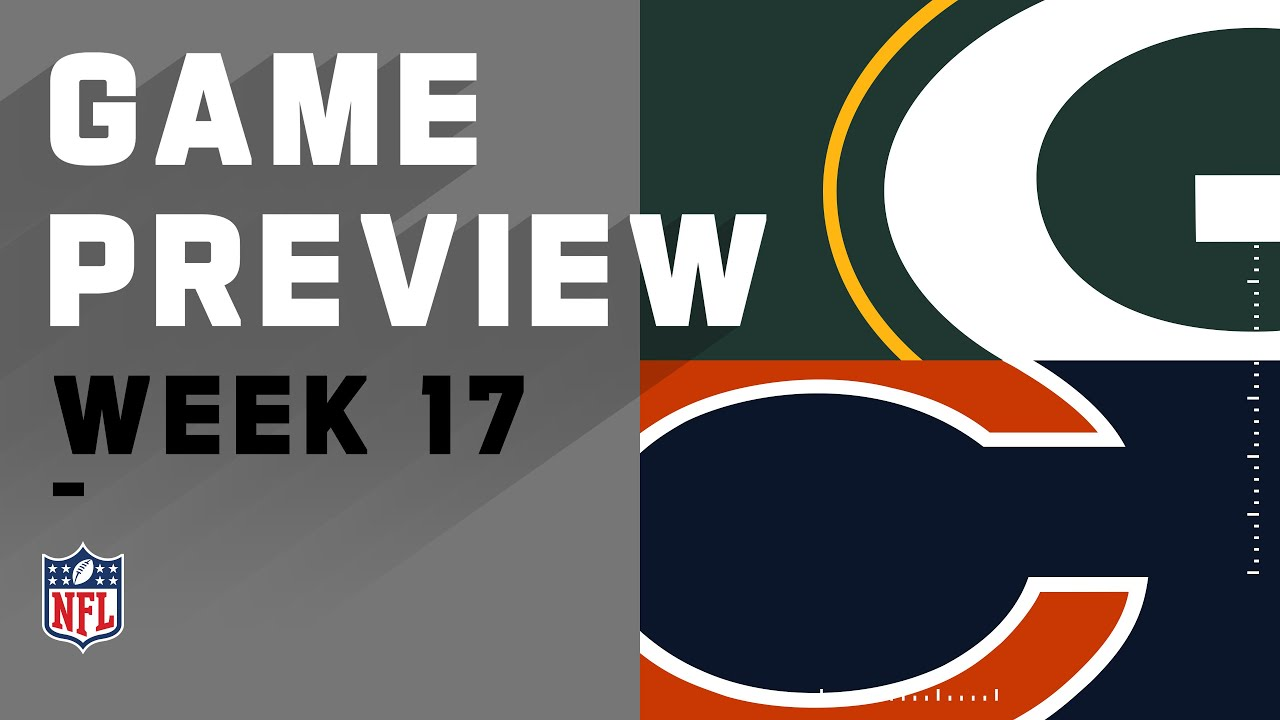 Week 17; Green Bay @ Chicago