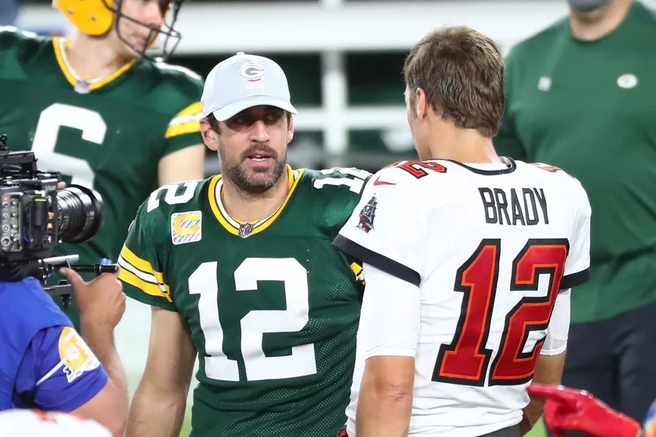 Packers vs Buccaneers matchup is one for the ages