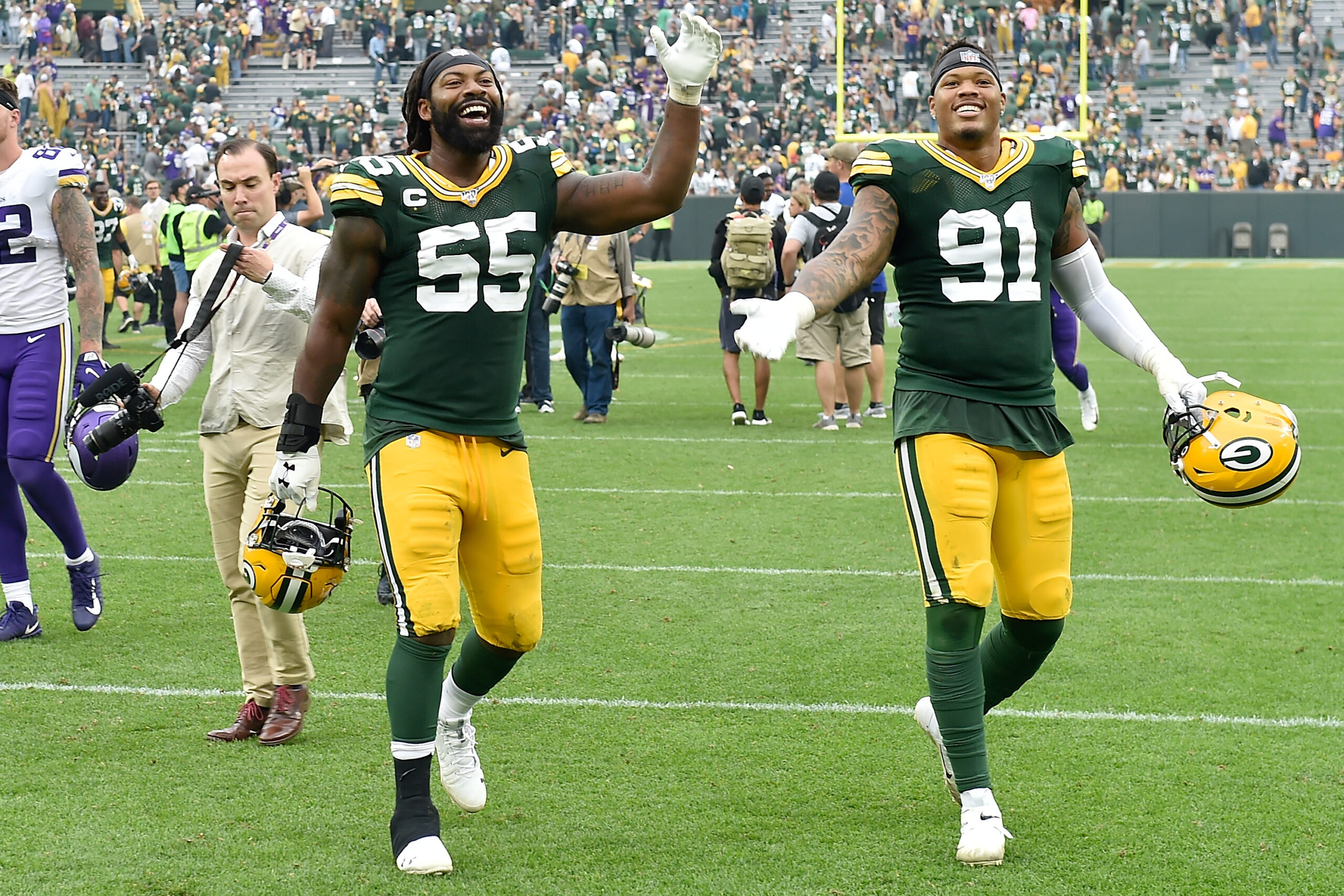Cut/Extend/Restructure - the Packers' 2021 offseason