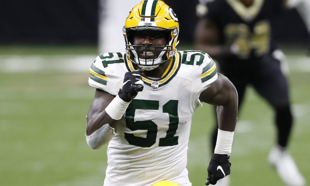 Potential Break Out Packers for 2021