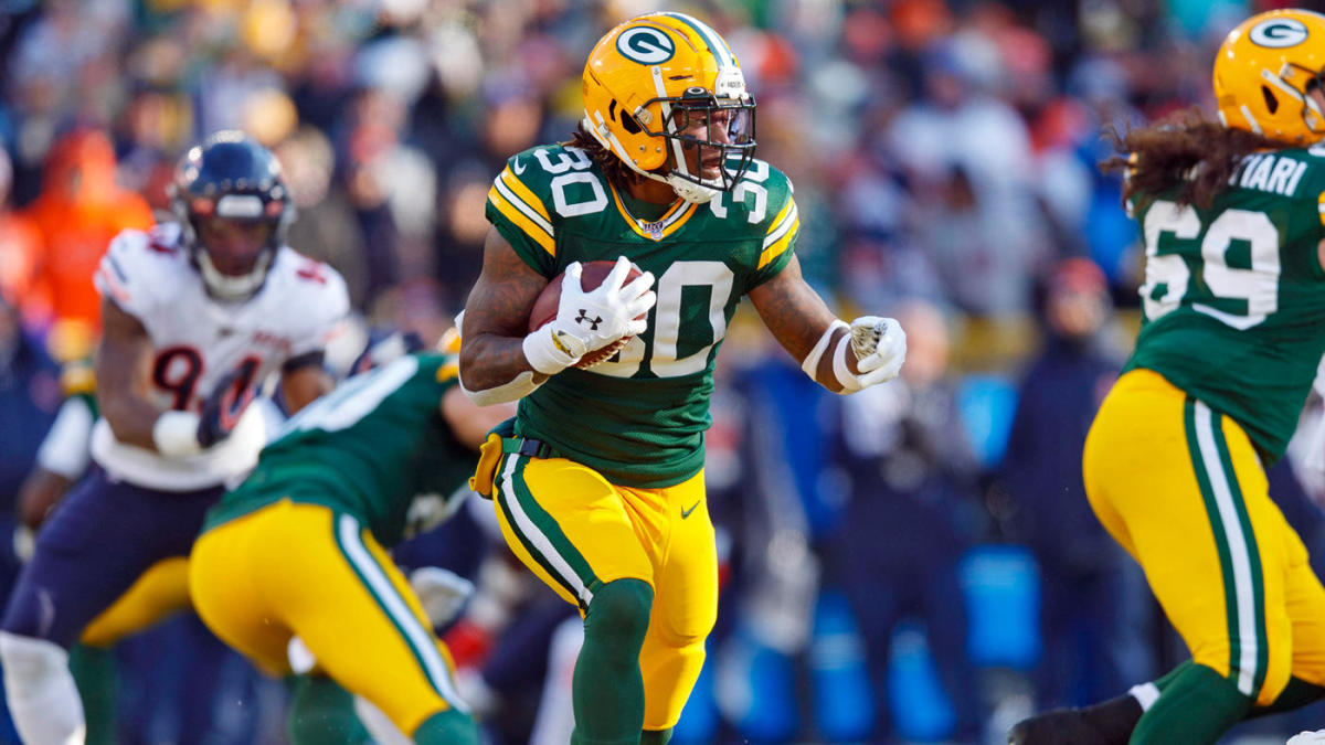 Packers need to re-sign Jamaal Williams