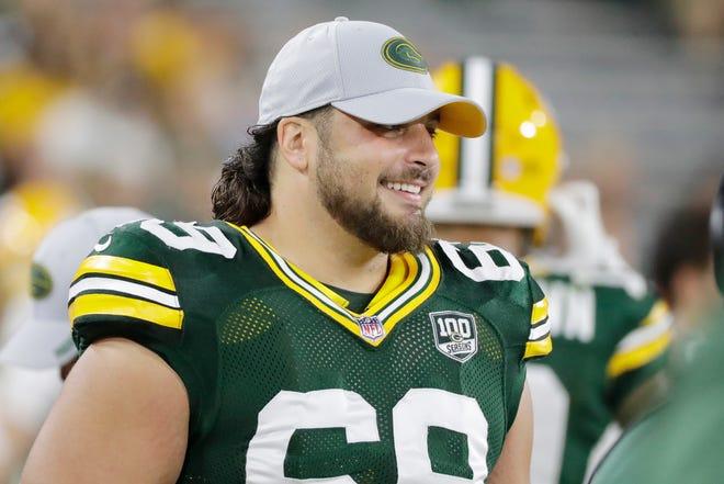 Packers left tackle David Bakhtiari: Ultimate team player