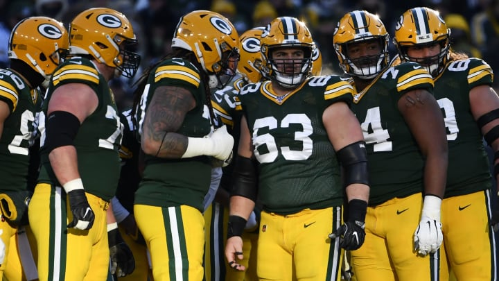 Bolstering its trenches crucial for Packers this offseason