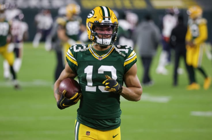 Packers WR Allen Lazard deserves more recognition