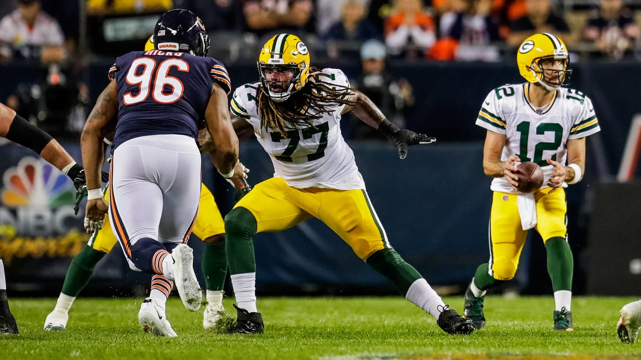 Packers Offensive Line will be Key to Success in 2021