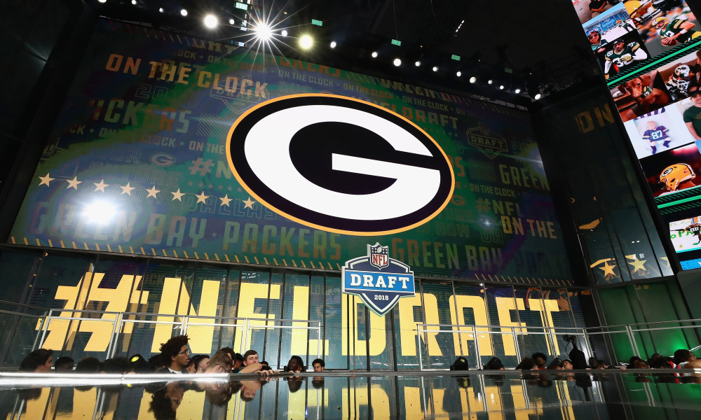 Potential trade-down options for the Green Bay Packers