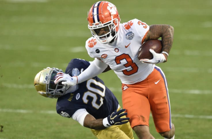BREAKING: Packers Select Amari Rodgers, Clemson, Wide Receiver in 3rd