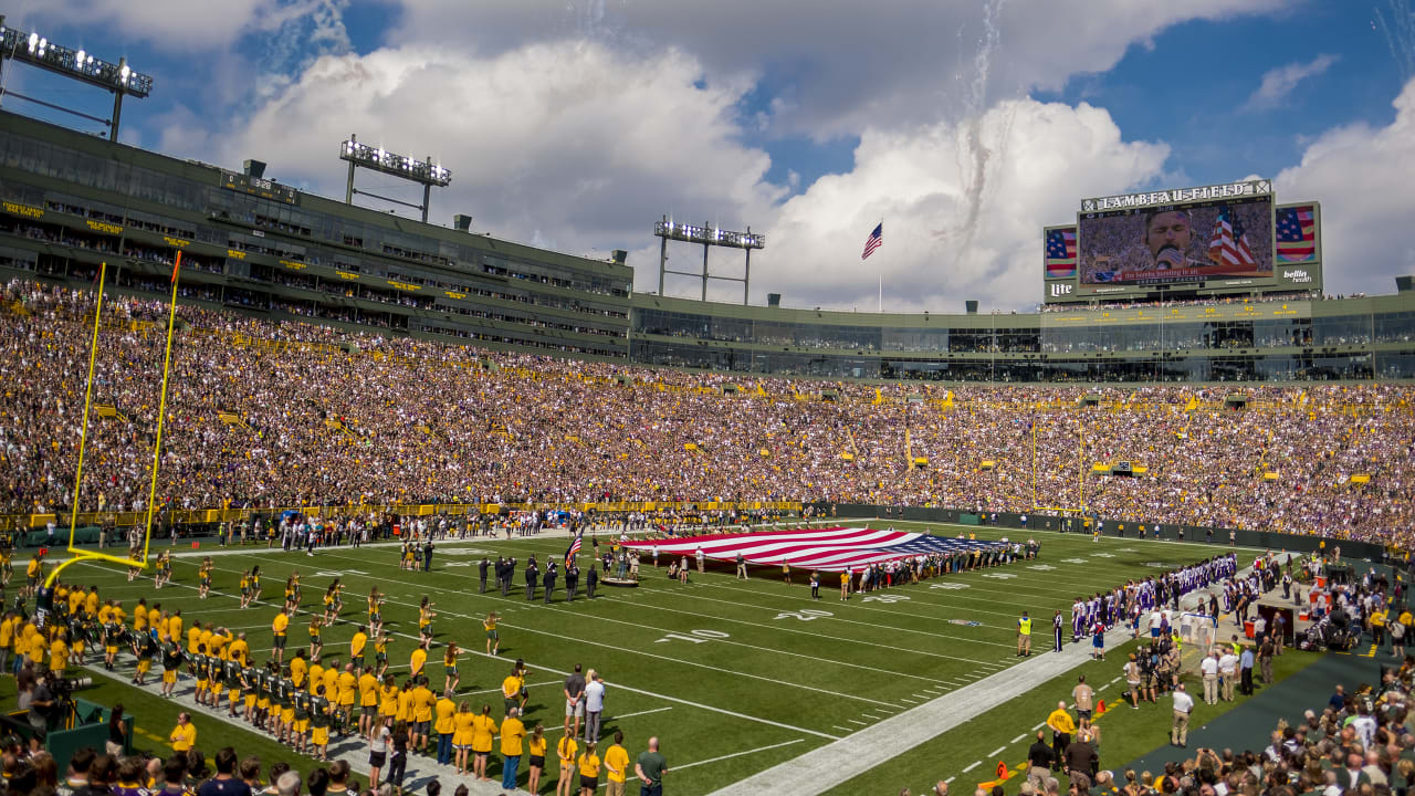 Why Packers' stadium Lambeau Field is awesome