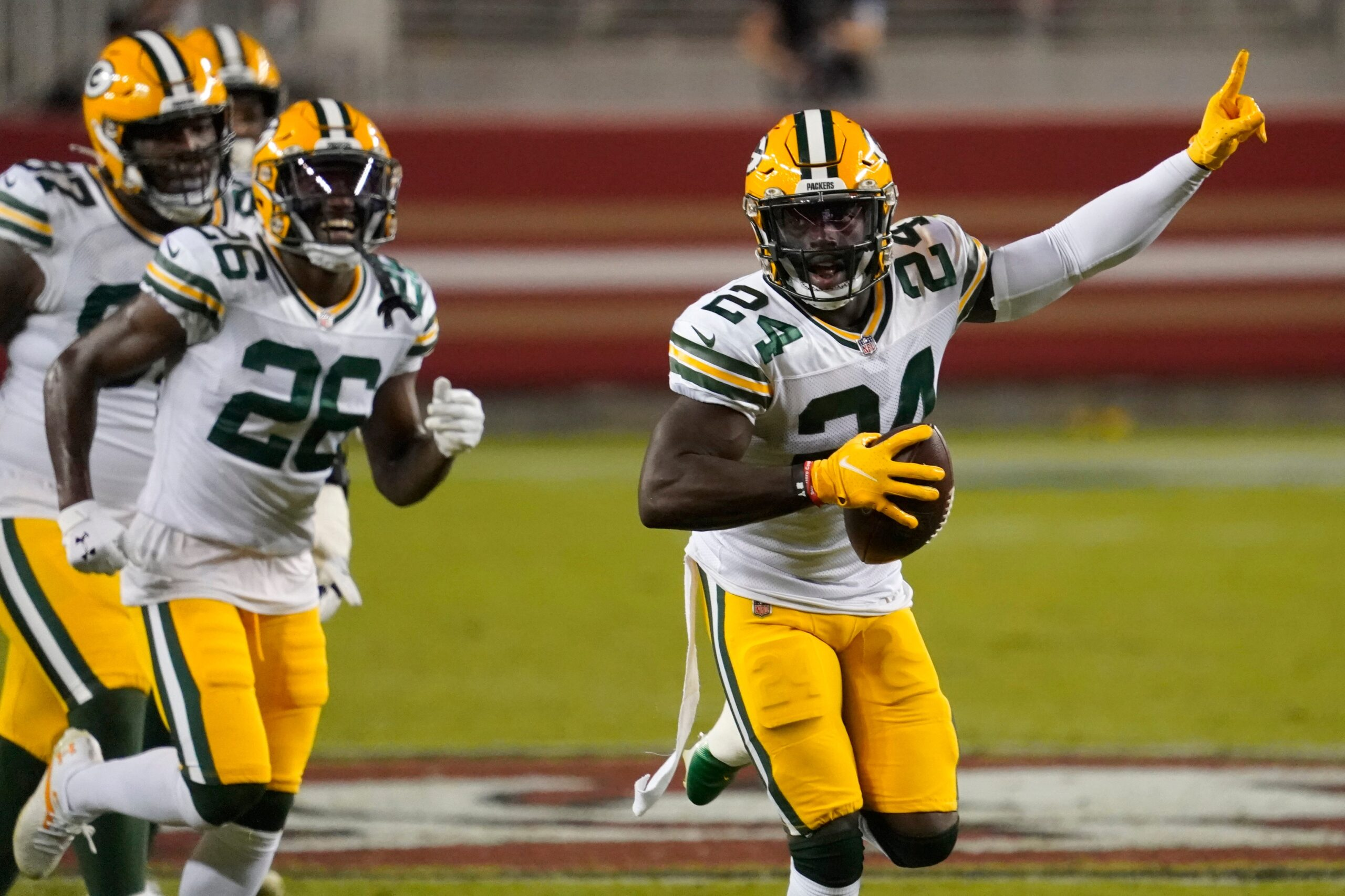 Packers should bring back Raven Greene in 2021