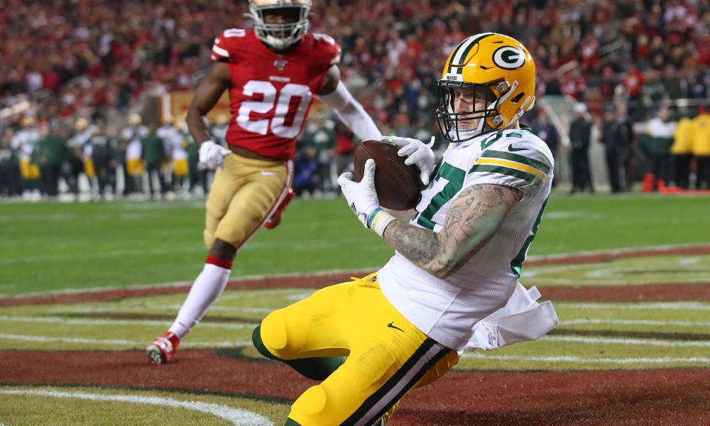 Packers TE Sternberger has Big 3rd Season Ahead