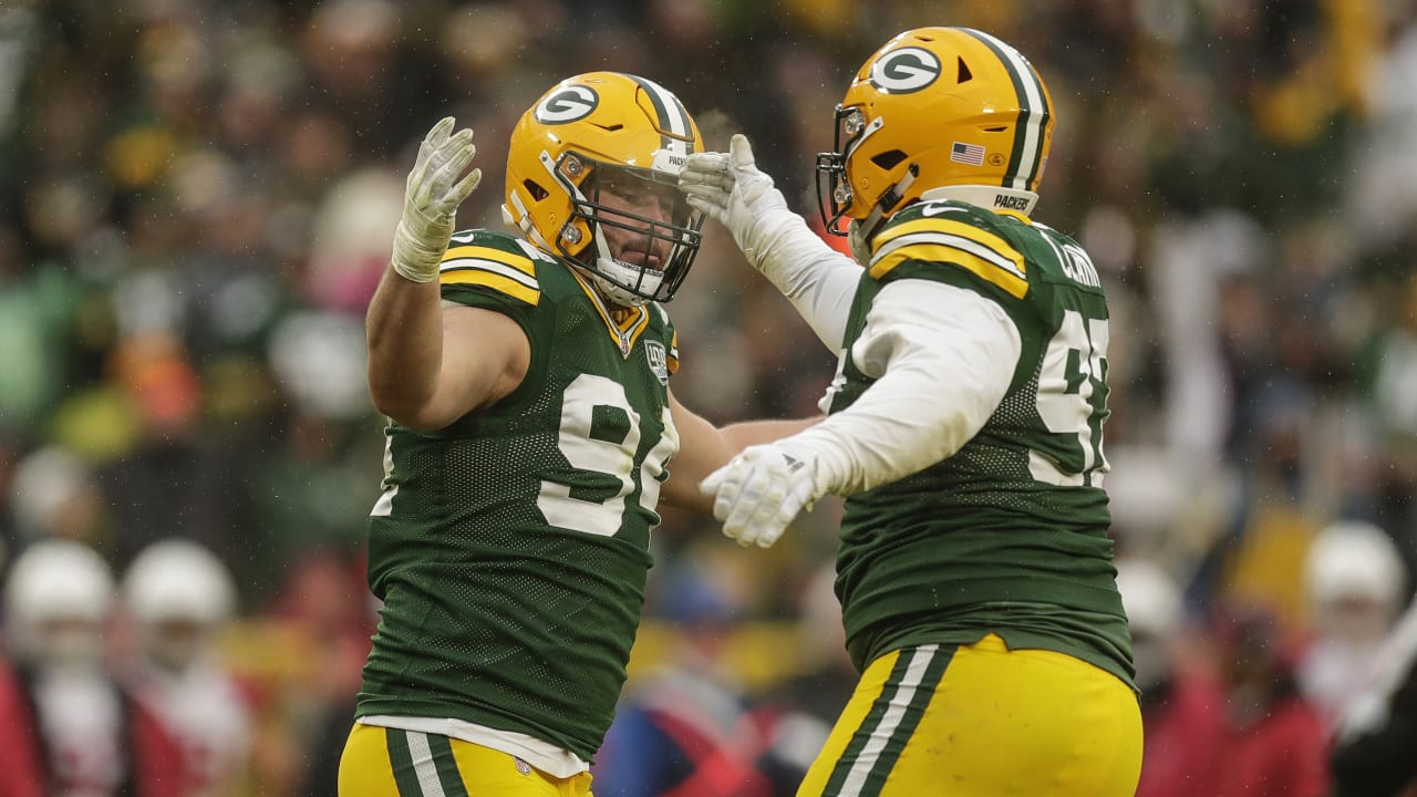 Packers Defensive Line needs young guys to step up