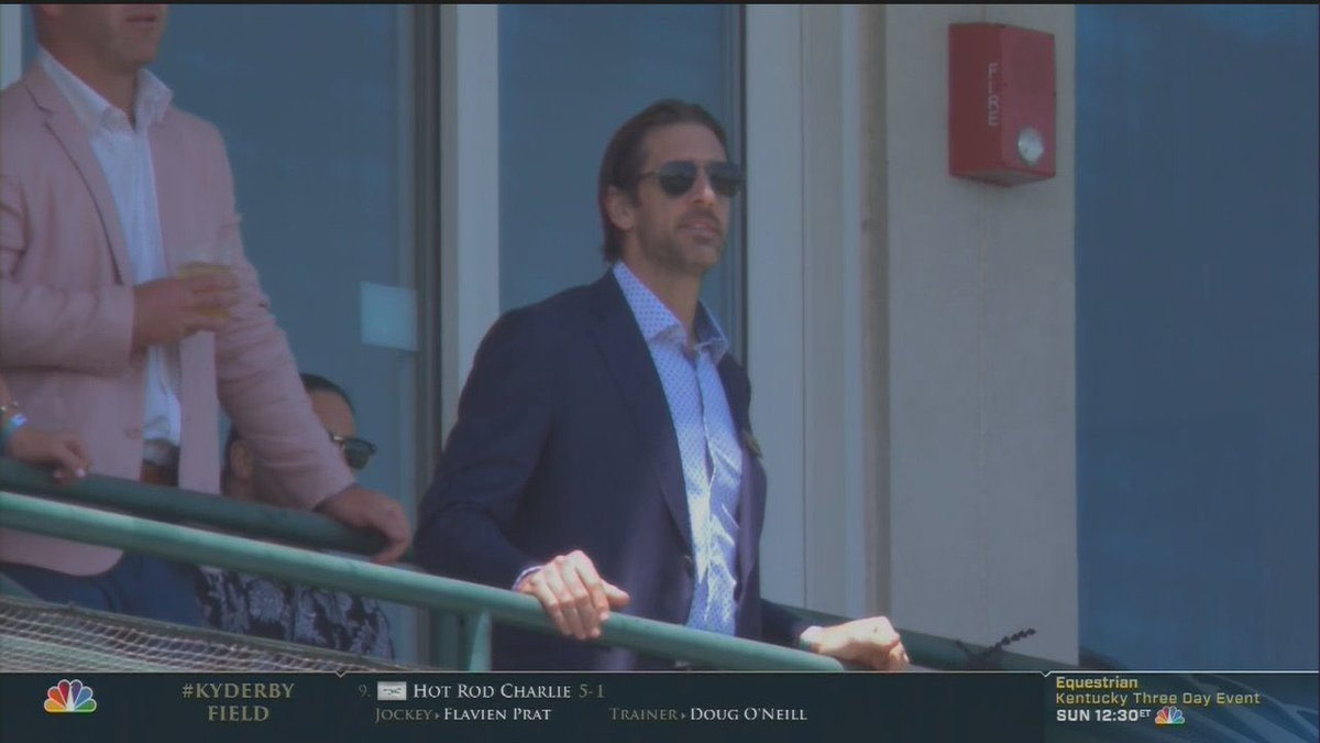 Aaron Rodgers scheduled to make appearance on ESPN