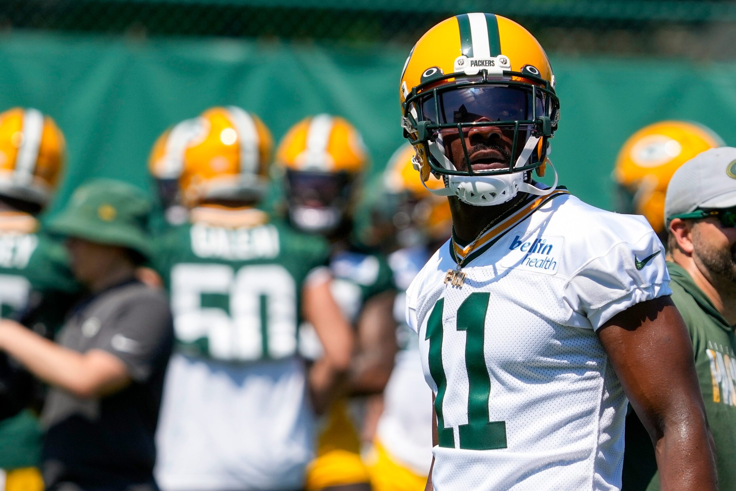 Player Spotlight: Packers WR Devin Funchess