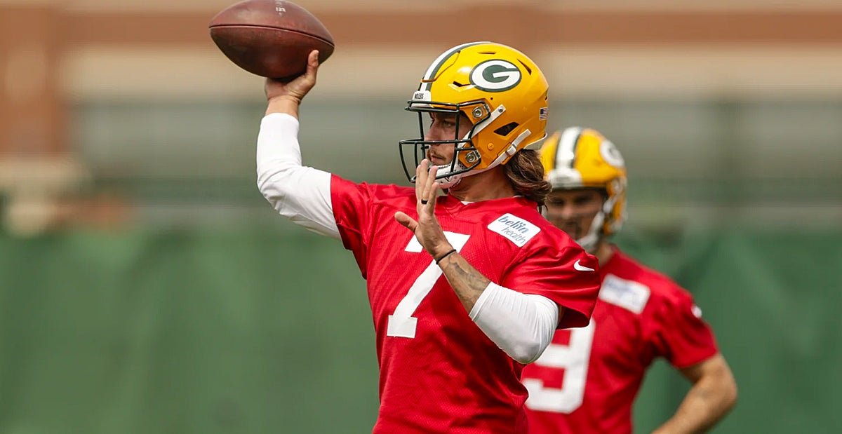 Packers 3rd QB Spot up for Grabs