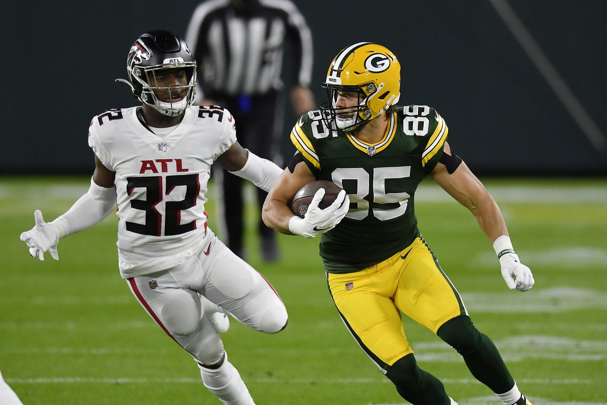 How Much Can the Packers Feature Robert Tonyan in 2021?