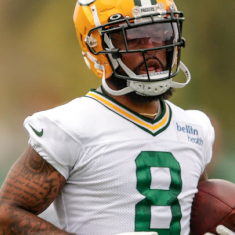 Green Bay Packers Camp Spotlight-Rookie WR Amari Rodgers