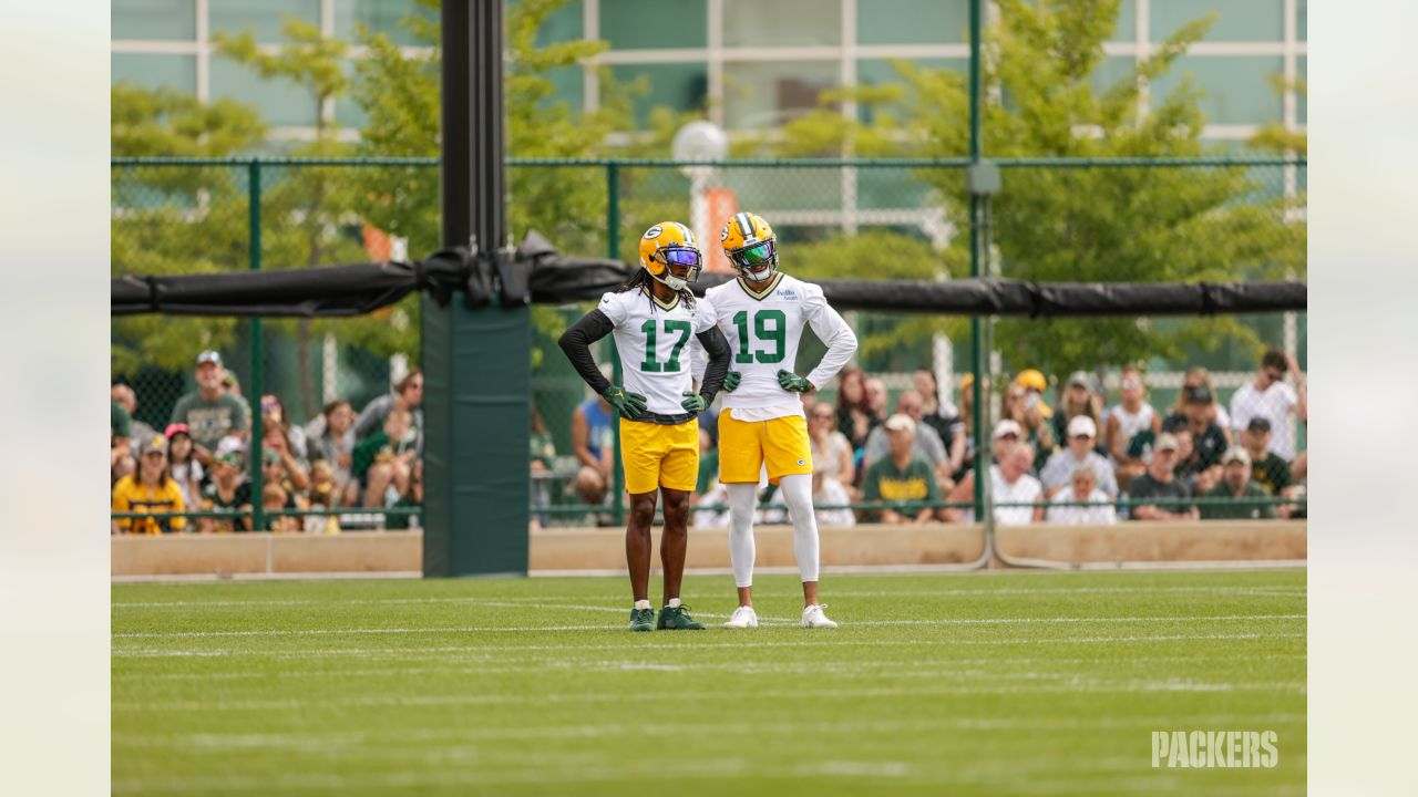 Packers will have tough decisions at wide receiver position