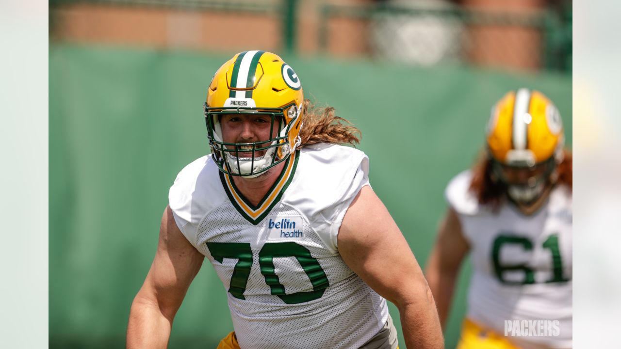 Is Royce Newman the Packers' latest 'diamond-in-the rough' at OL?