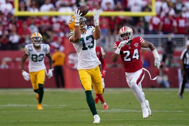 Packers vs. 49ers Game Recap