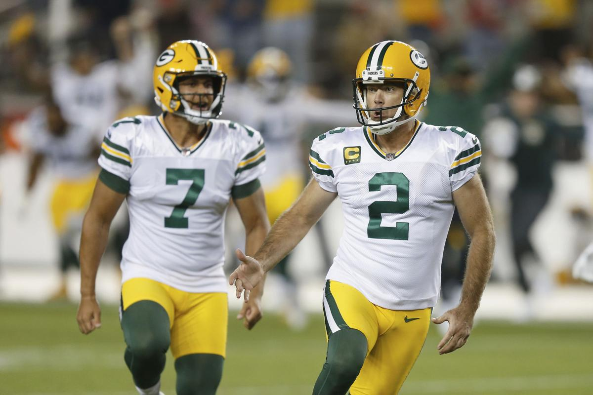 Packers show potential in win over 49ers