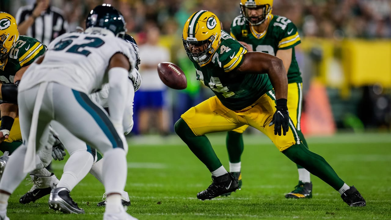 The Packers Should Prioritze an Elgton Jenkins Extension Now