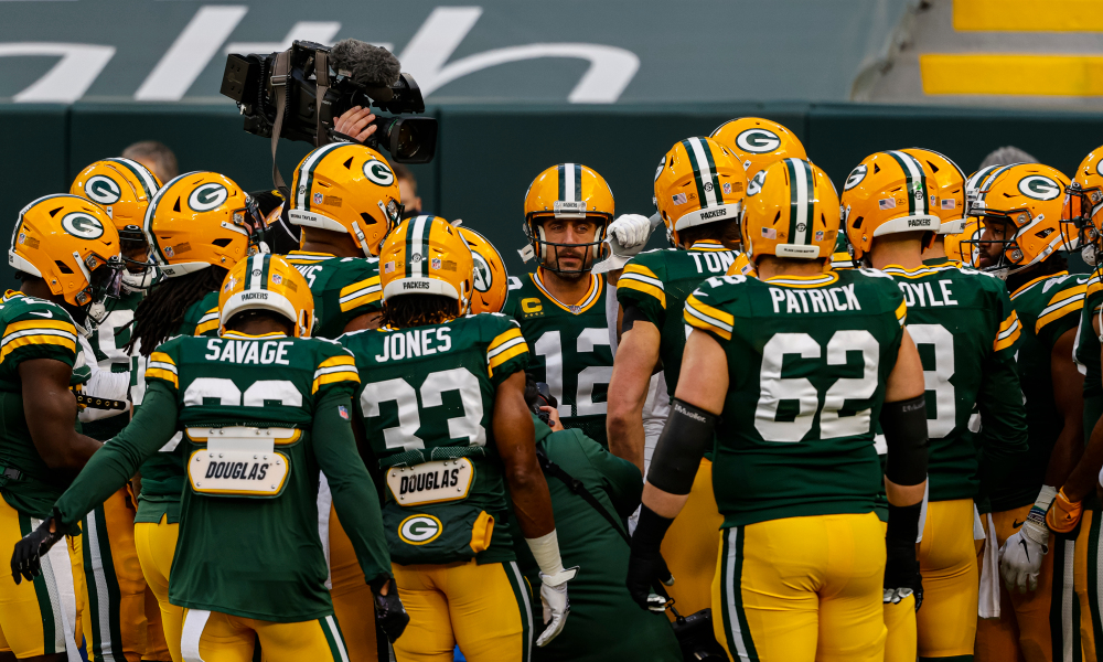 Ranking Position Groups on the Packers Roster After Cut-down Day