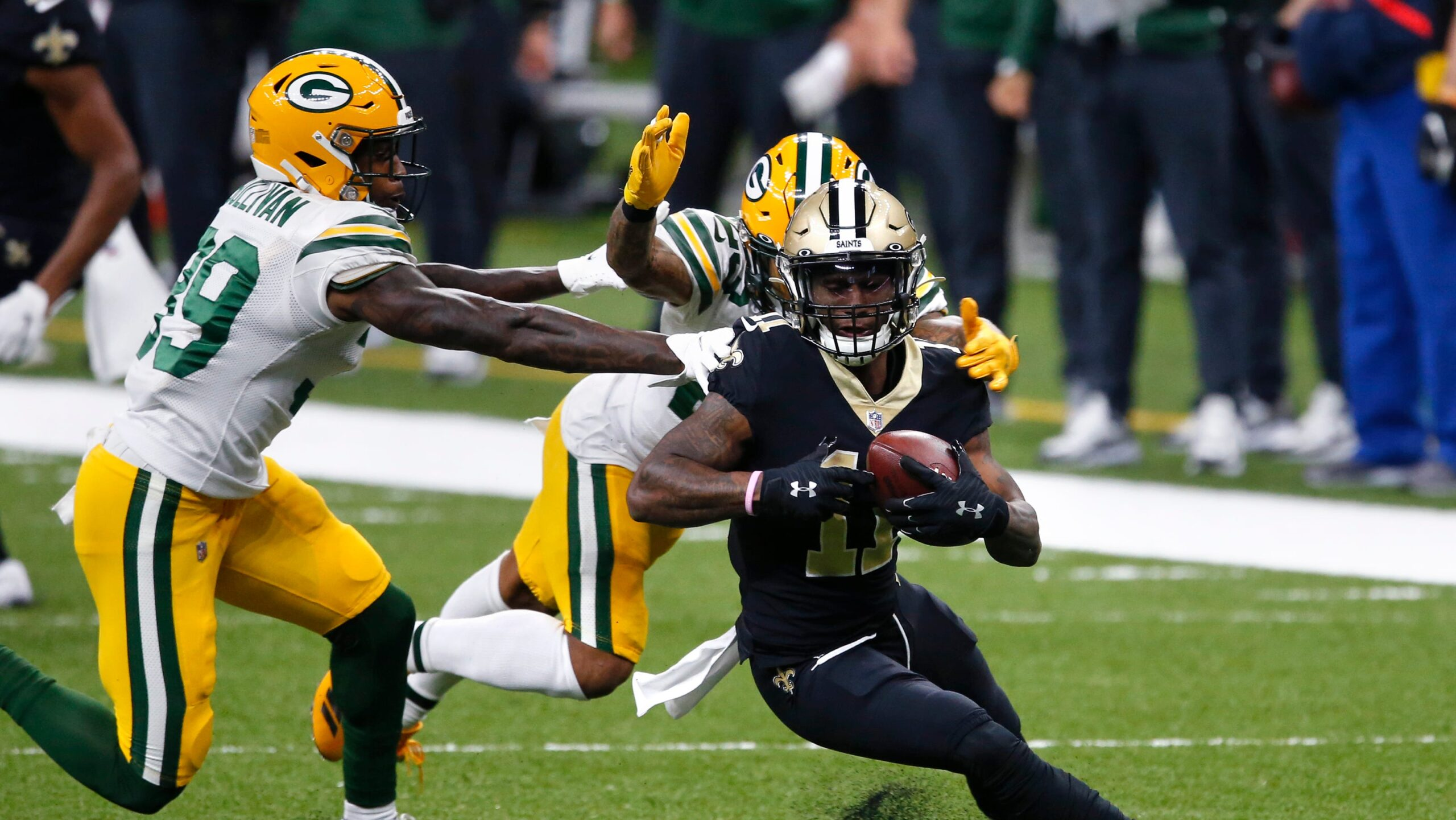 4 Key Things to Watch in Packers-Saints