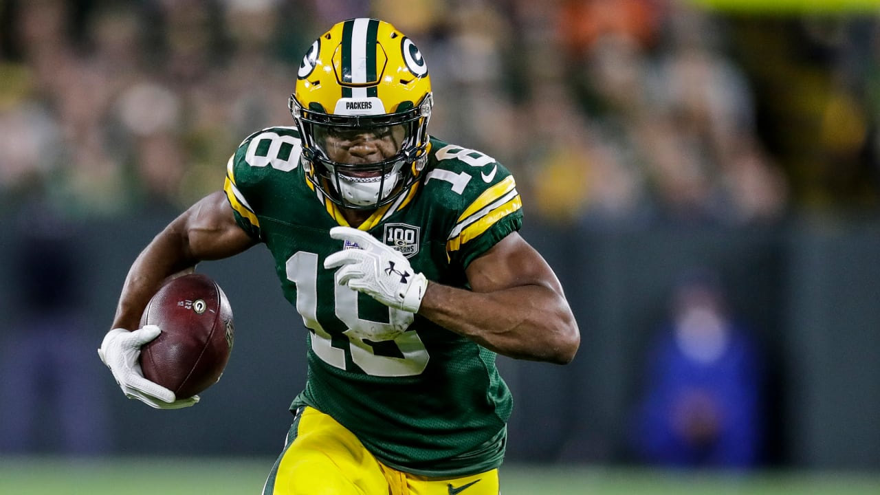 Vintage Randall Cobb performance spearheads Packers win