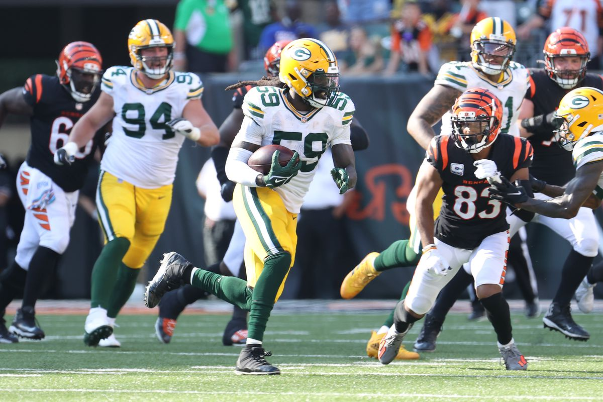 Green Bay Packers Defense has unique challenge against Bears QB Fields