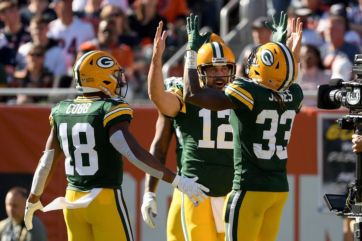 Green Bay Packers: one up, one down from week 6