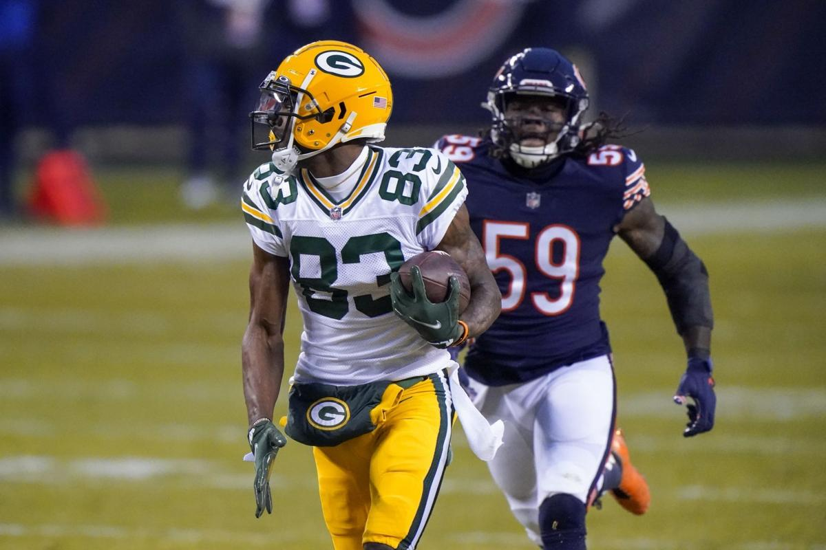 Packers-Bears is the Biggest Game of the Young Season