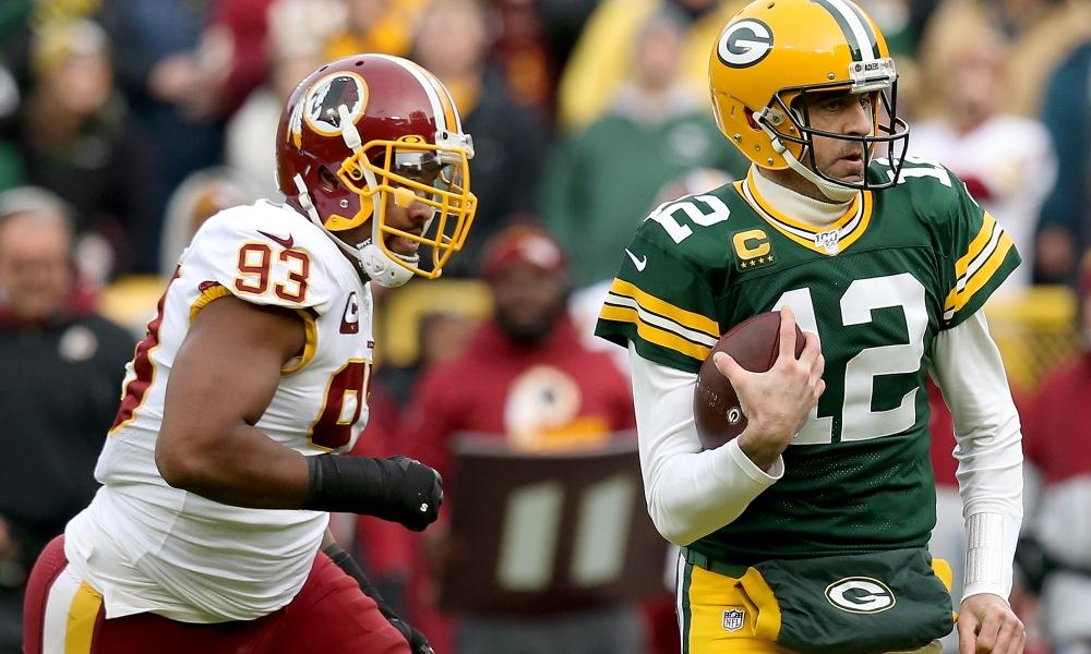 Game Preview: Week 7 Green Bay Packers vs Washington Football Team