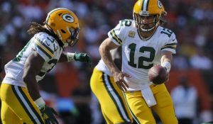 Packers Betting and Odds Against the Bears