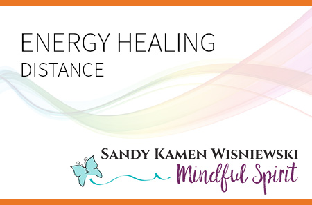 Energy Healing Distance Session