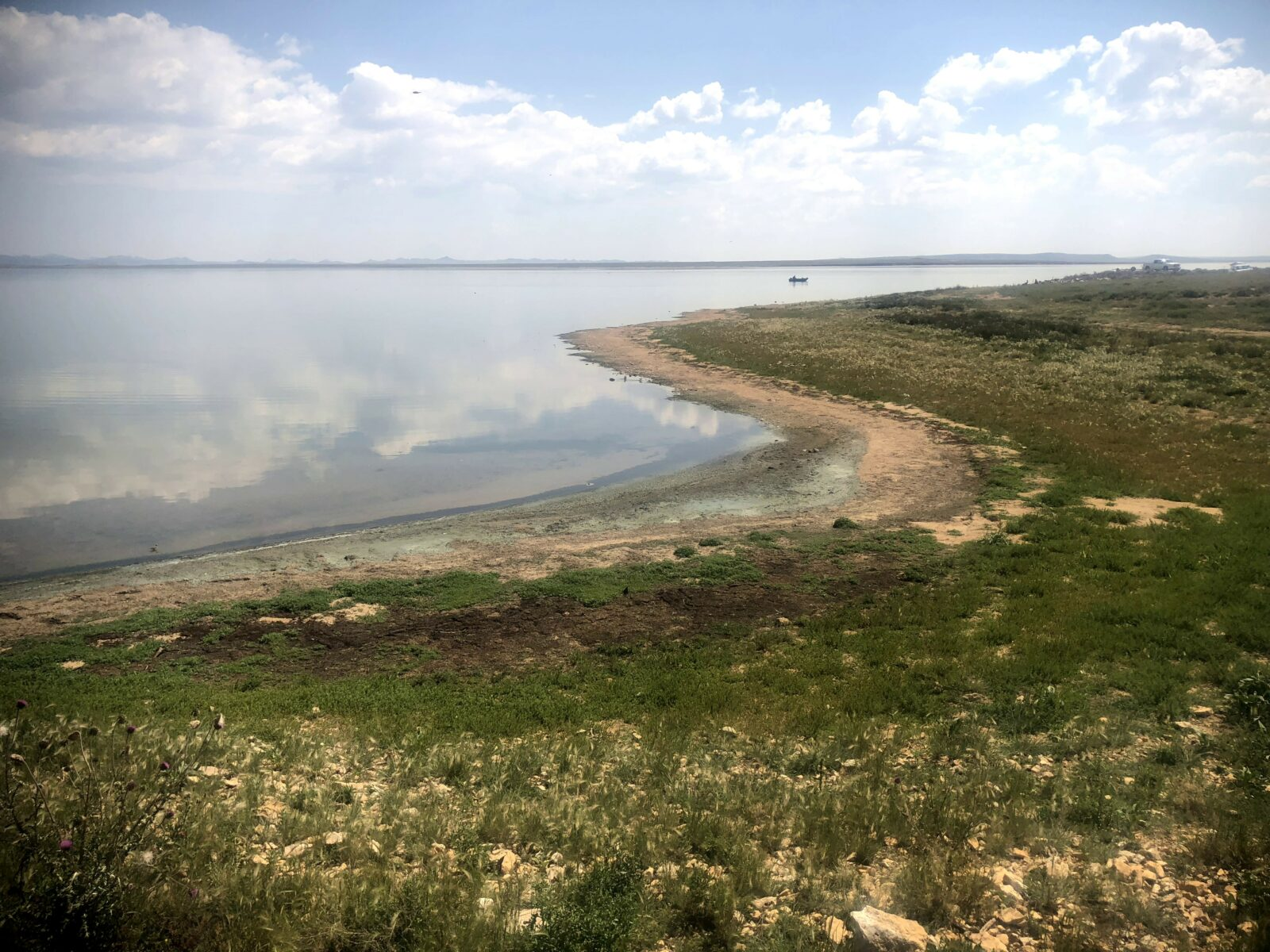 Wheatland Reservoir #3 - August 8, 2018